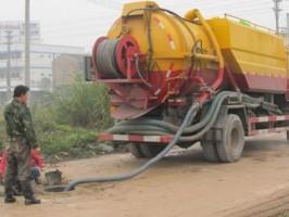 管道清洗设备在市政管道清洗起到重要作用
